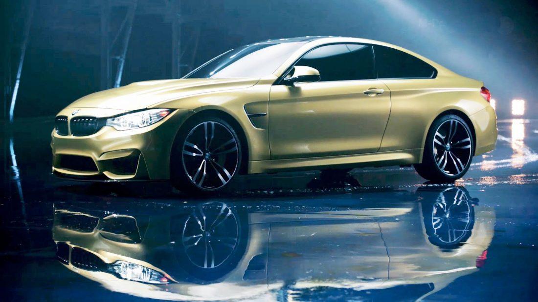 New BMW M Universal Tint - 2013 bmw m4