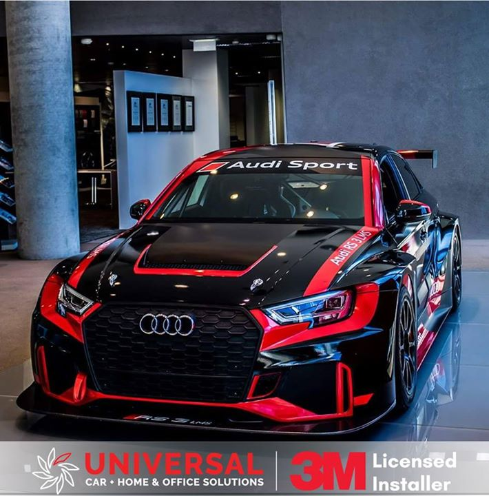 Cool Audi RS LMS Race Car Spotted In The Audi Show Room In - Cool audi