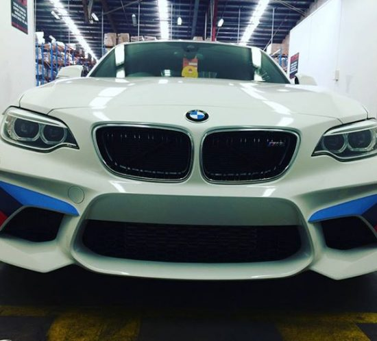 "Give your BMW M2 the full ""M"" treatment with these authentic"