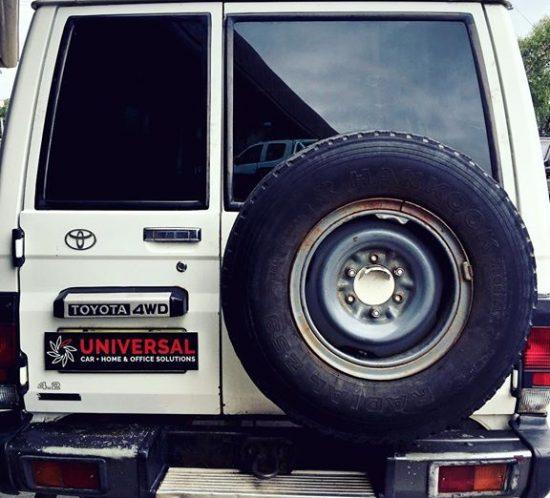 1999 Toyota Land Cruiser troop carrier #toyota #landcruiser