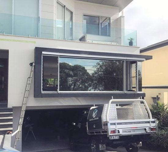 3M Night Vision 15% installed on this beautiful house for op