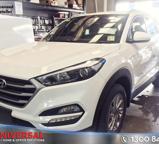 Vehicle:  Hyundai Tucson
